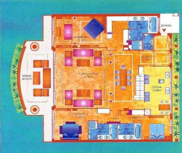 Magna Marbella Floor Plans
